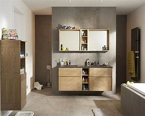 castorama meuble de salle de bains essential ii une With meuble miroir salle de bain castorama