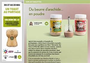 Beurre De Cacahuète En Poudre : du beurre d 39 arachide en poudre la presse ~ Melissatoandfro.com Idées de Décoration