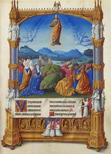 The, Ascension, -, Limbourg, Brothers