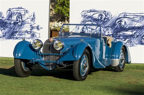 Is the manufacturer of the world's most powerful, fastest, most exclusive and most luxurious. Car Shows - BUGATTI AT PEBBLE BEACH 2015