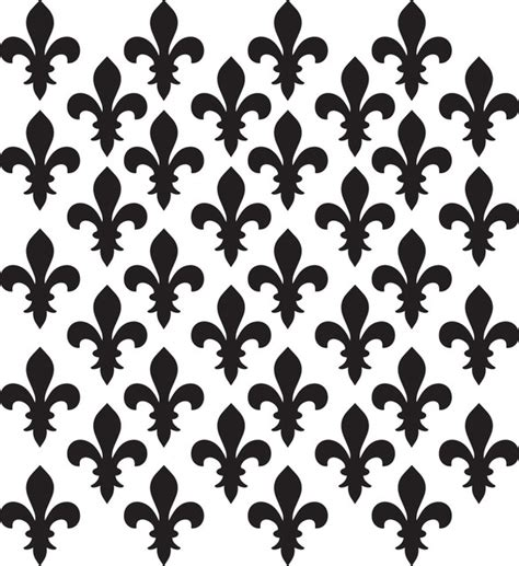 fleur de lis pattern wall decal contemporary wall decals by decals