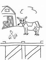 Coloring Farm K5worksheets Printable K5 Worksheets Sheets Halloween Animals Tractor sketch template