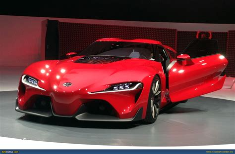From Virtual To Reality Toyota Ft 1 Concept Sets The Pace