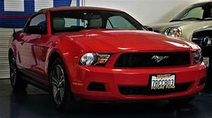 2010 Ford Mustang V6 Premium 2dr Convertible In Sacramento CA - H1 Auto Group