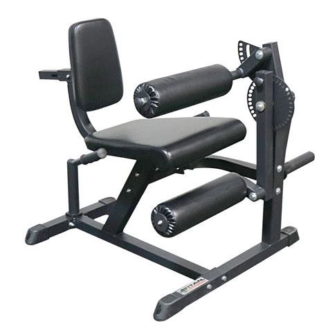 seated leg curl extension machine