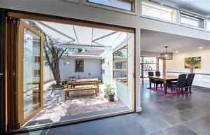 Houses, With, Courtyards, In, The, Middle, U2013, Modern, House