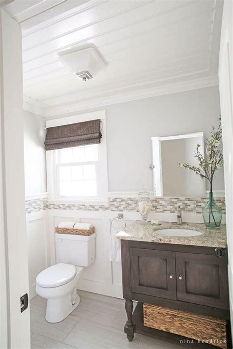 eclectic home  nina hendrick bath bathroom