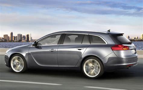 Varianta Break a modelului Opel Insignia vine si în România