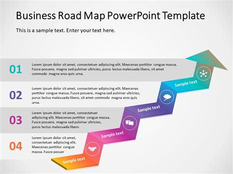 business roadmap powerpoint template  roadmap