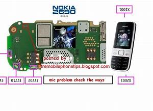 Free Mobile Phone Tips  Nokia 2690 Mic Solution