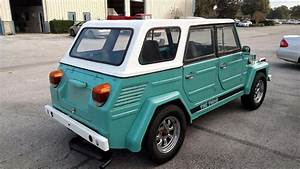 Garage Volkswagen Valence : 1973 volkswagen the thing clean and solid fun summer beach cruiser stock 1164flsal for sale ~ Gottalentnigeria.com Avis de Voitures