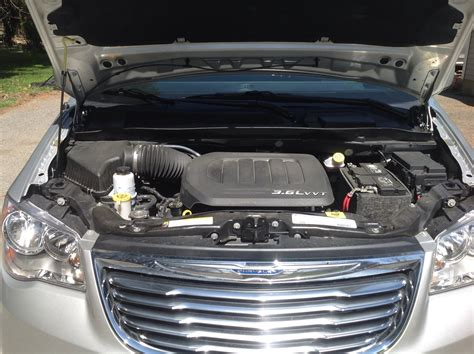 chrysler town country review cargurus