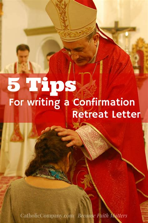 write  confirmation letter confirmation
