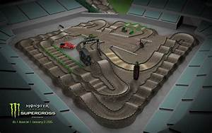 Anaheim Stadium Seating Chart For Supercross Motocross Action Magazine Motocross Action Weekend News