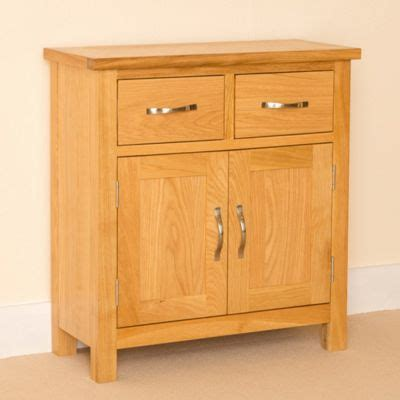 Light Oak Sideboard by Buy Newlyn Oak Sideboard Mini Sideboard Light Oak From