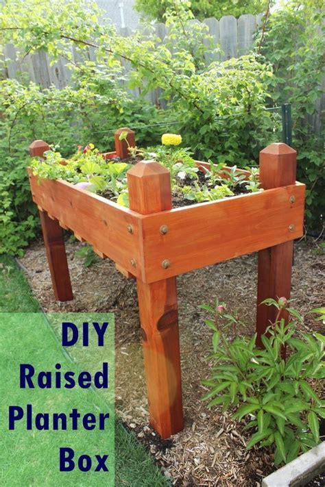Raised Planters by Best 20 Raised Planter Ideas On Raised