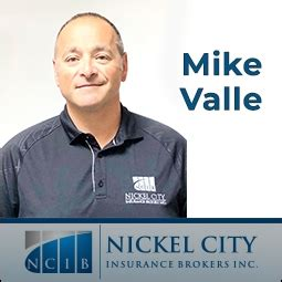 Russel fraser and his experienced team are a full service independent insurance brokerage offering a range of personal and business insurance plans as well as wealth management. NICKEL CITY INSURANCE - Mike Valle