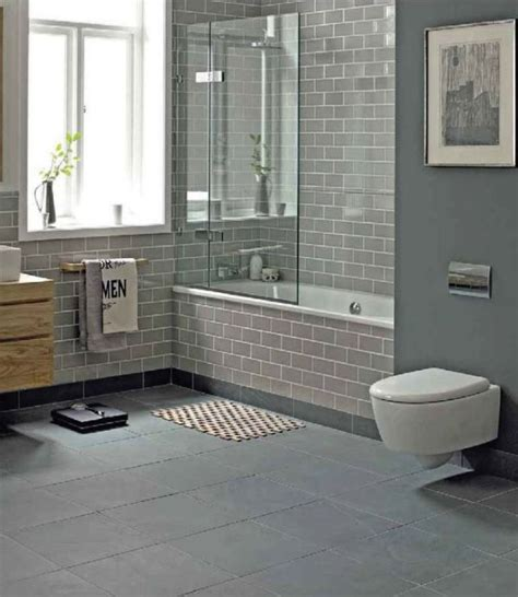 Shower Remodel Ideas For Small Bathrooms by 50 Shades Of Grey The New Neutral Foundation For Interiors