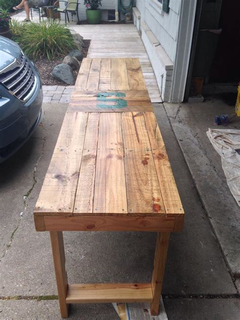 how to make a beer pong table i want this homemade wood beer pong table so bad