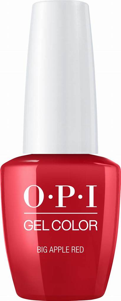 Opi Apple Gelcolor Gel Nail Vernis Permanent