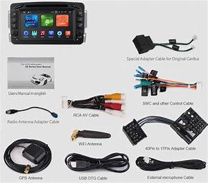 Android 8 1 Car Stereo For Mercedes Benz C