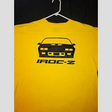 Check Out These New 3rd Gen Camaro & Firebird T Shirts!!!  Third Generation Fbody Message Boards