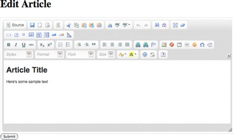 tinymce using templates with bootstrap adding a wysiwyg html editor to your site