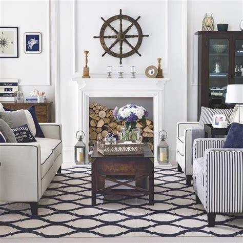 41103 nautical living room ideas nautical inspired decor coastal living rooms to recreate