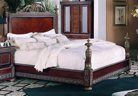 pulaski bellissimo bed 225150 homelement
