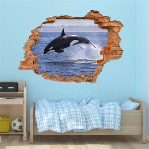 wand loch füllen 102 wandtattoo orca killerwal schwertwal loch in der wand