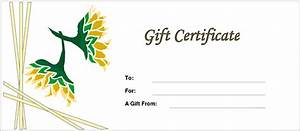 gift certificate template 34 free word outlook pdf With gift certificate template for mac