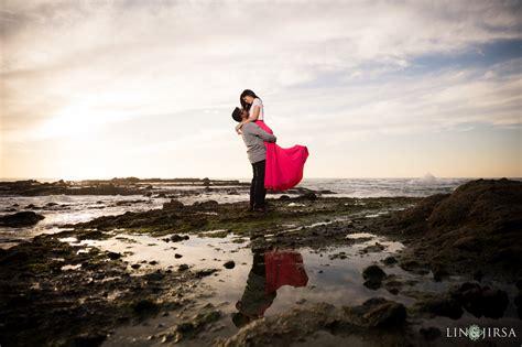 Laguna Beach Orange County Engagement  Nat & Devin