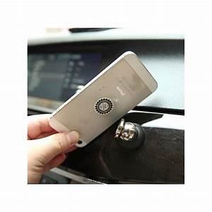 Support Telephone Voiture Carrefour : support voiture auto socket montage boule magn tique m tal ~ Dailycaller-alerts.com Idées de Décoration