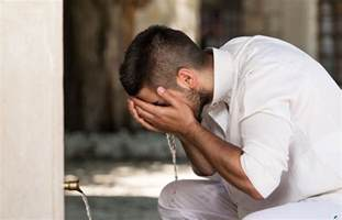 could and perform ablution in
