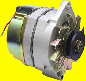 New Delco Marine 10si Alternator Mercruiser 3