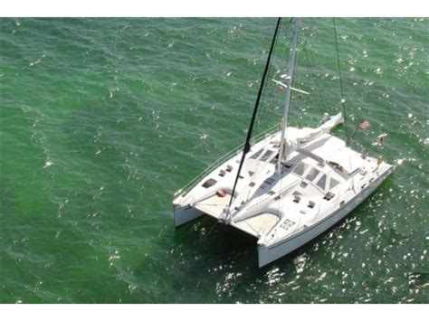 1994 Jeantot Privilege Sailboats