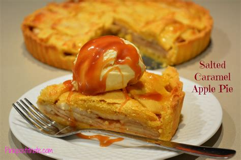 Salted Caramel Apple Pie by Salted Caramel Apple Pie Recipe S Lounge