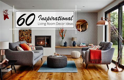 Inspirational Living Room Decor Ideas-the Luxpad