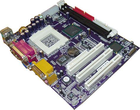 problemas con la placa madre o motherboard