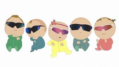 Pc Babies Park South Characters Southpark Studios