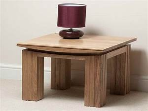 White side table discover a white side table at macys for Side table designs for living room