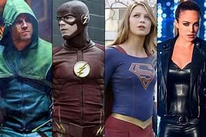Arrow, Flash, Supergirl, Legends four way crossover ...