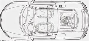 Audi R8 Diagram