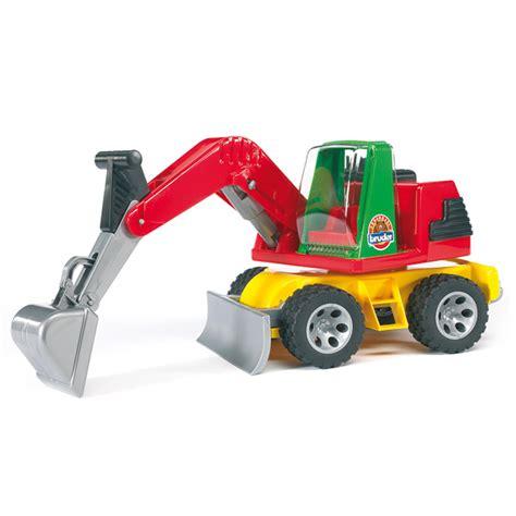 obligation siege auto pelle mécanique bruder king jouet véhicules de chantier