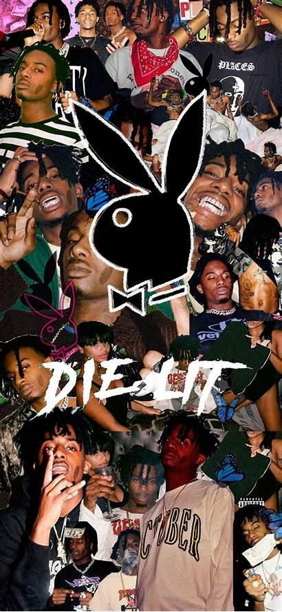 Carti Playboi Iphone Collage Lit Wallpapers Hype