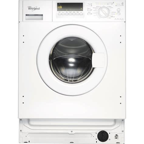 Whirlpool Awoe7143 Integrated Washing Machine  Whirlpool Uk