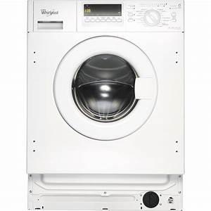 Whirlpool Awoe7143 Integrated Washing Machine