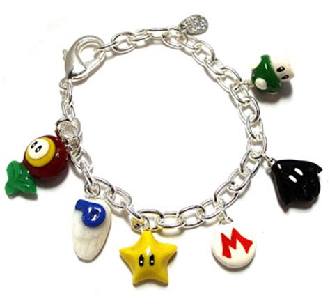 komodokat super mario theme jewelry