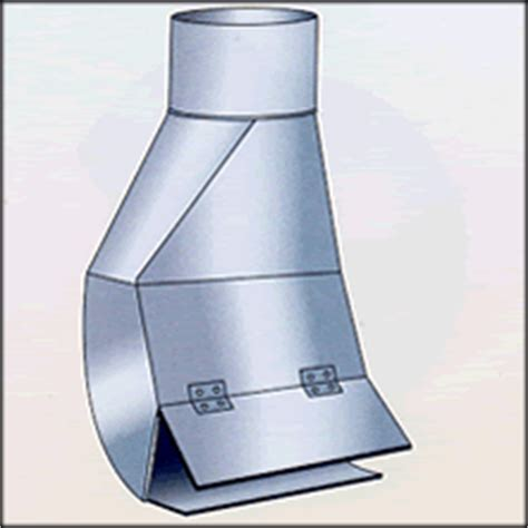 Floor Sweep Dust Collector Flange by Types Of Dust Collector Fittings