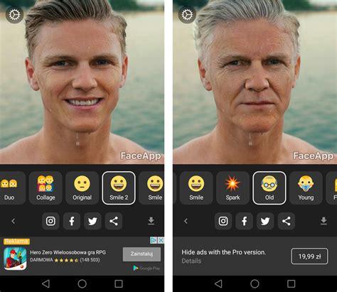 co to jest faceapp i jak zmienić rysy twarzy na zdjęciu za